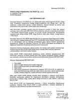 Kancelaria Finansowa Tax Profi Sp. z o.o.